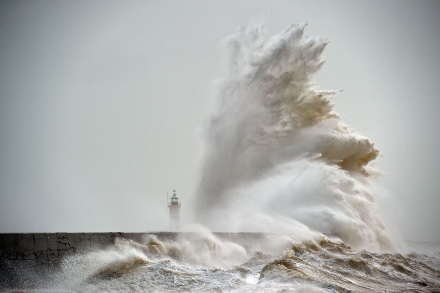 A Newhaven, Angleterre
