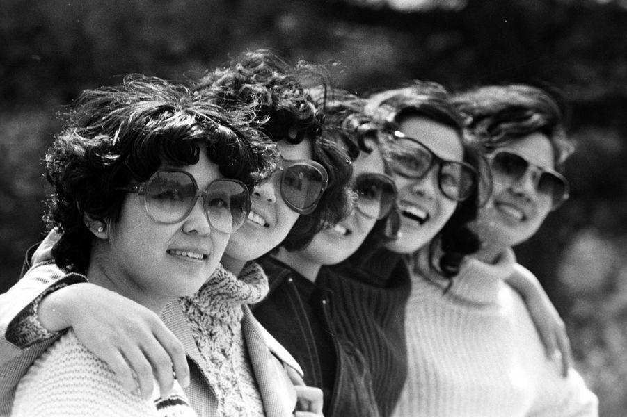 Des femmes chinoises en 1980
