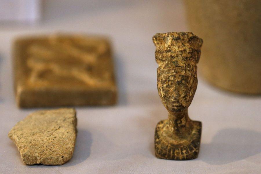 L'Irak récupère des trésors archéologiques volés par Daech