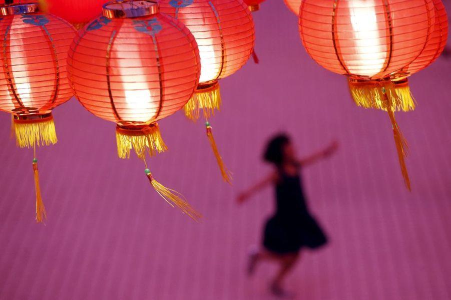 La Chine célèbre l'année du singe