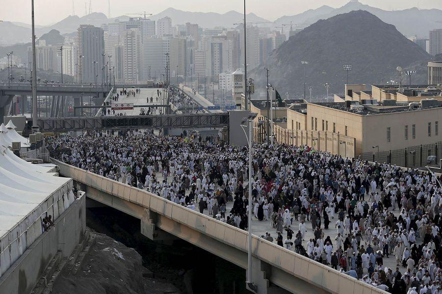 La fin d'un pèlerinage marqué par le drame à La Mecque