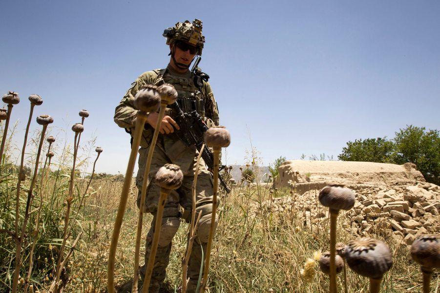 Le sergent Matt Krumwiede servait dans un régiment d'infanterie attaché à la 82e Division Airborne. Il était en mission dans la province de Kandahar, en Afghanistan.