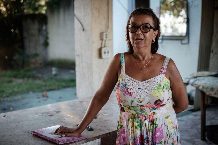 La lutte de Marcia, dernière habitante du parc Olympique