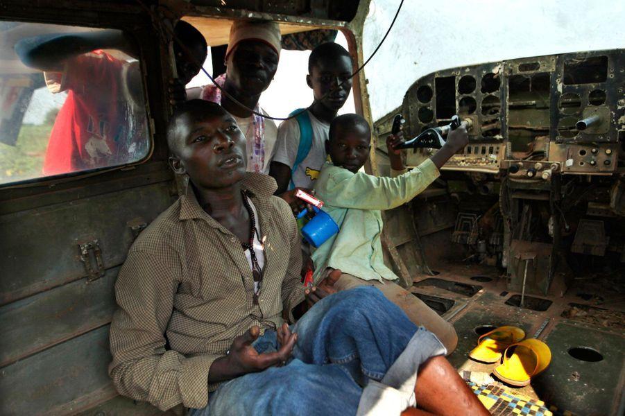 La peur d'une crise humanitaire