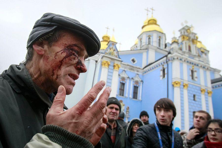 La profonde blessure de l'Ukraine