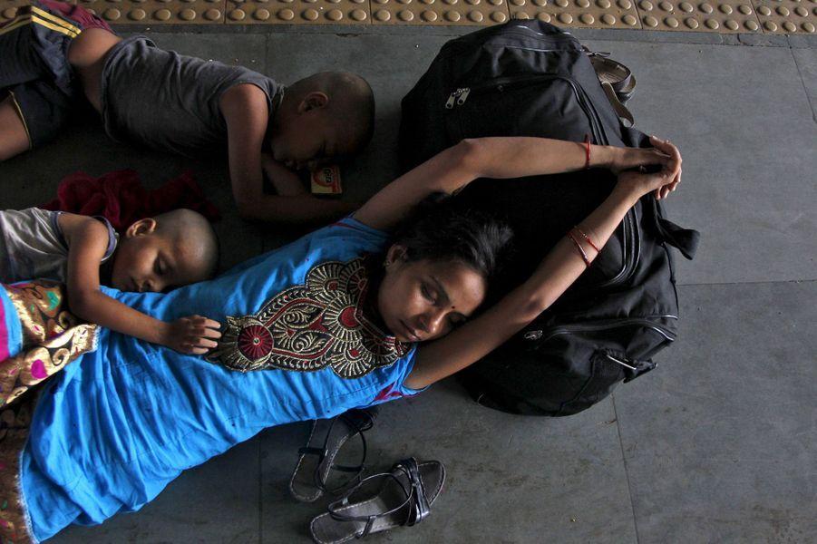 La vague de chaleur en Inde a fait plus de 1400 morts