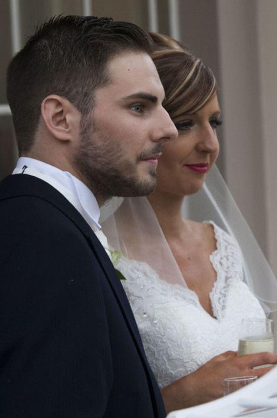 Lauren, mariée grâce à la générosité des internautes