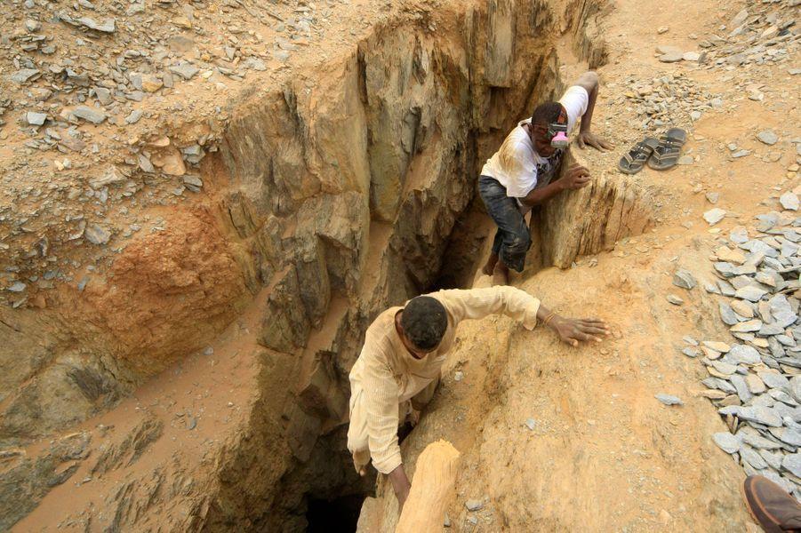 Le combat des chercheurs d'or du Soudan