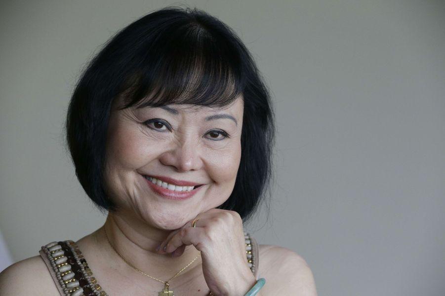 Kim Phuc photographiée en septembre 2015