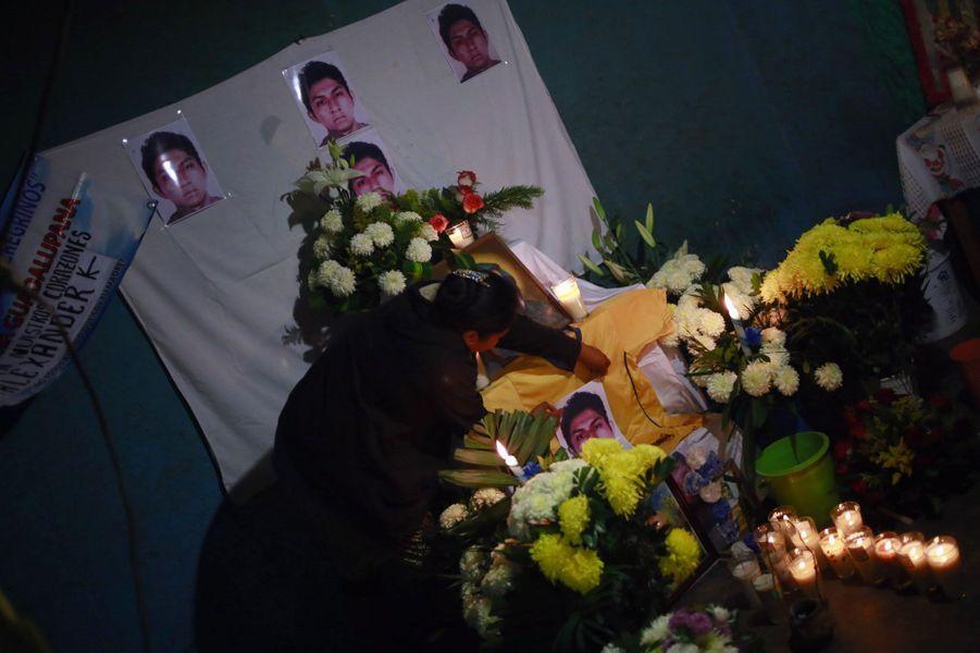 Le Mexique entre tristesse et colère