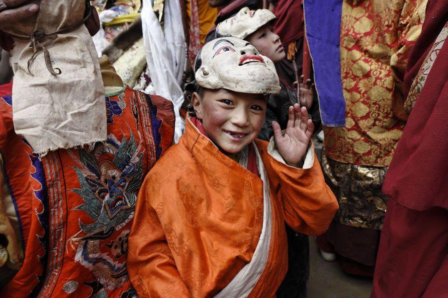 Le moine français Matthieu Ricard appelle aux dons après le séisme au Népal