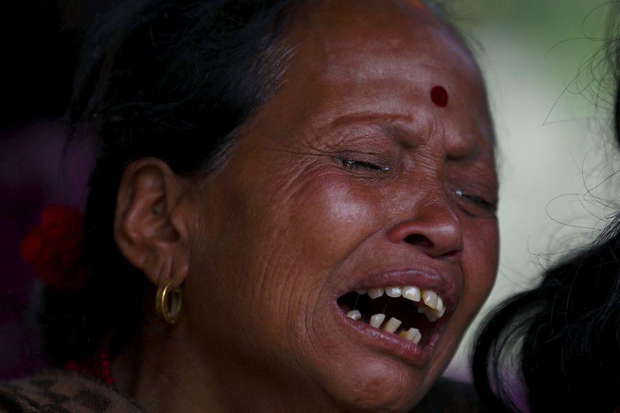 Au moins 2.500 personnes sont mortes dans le tremblement de terre qui a touché le Népal