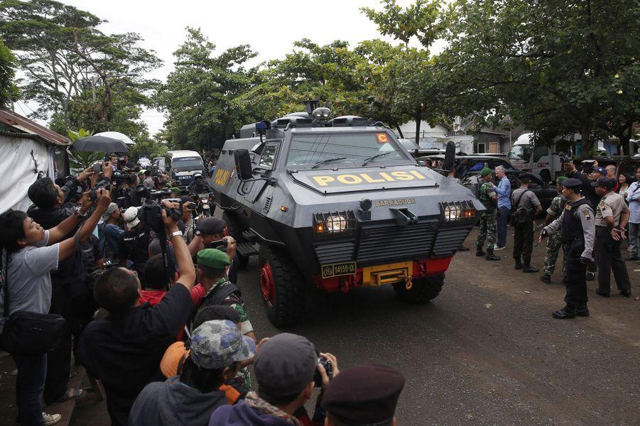Le recours des deux Australiens condamnés à mort en Indonésie a été rejeté