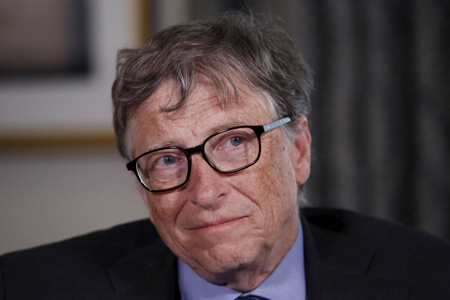 1er: Bill Gates (Microsoft): 75 milliards de dollars