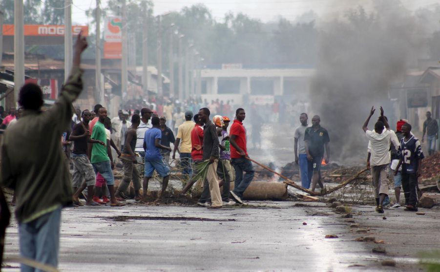 A Bujumbura ce mardi