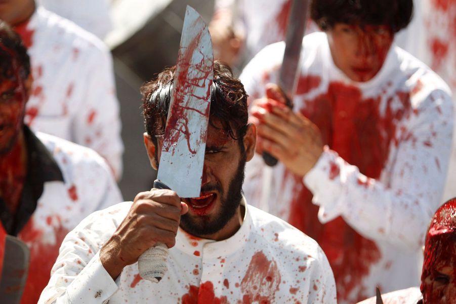 Les chiites célébrent l'Achoura sous haute protection