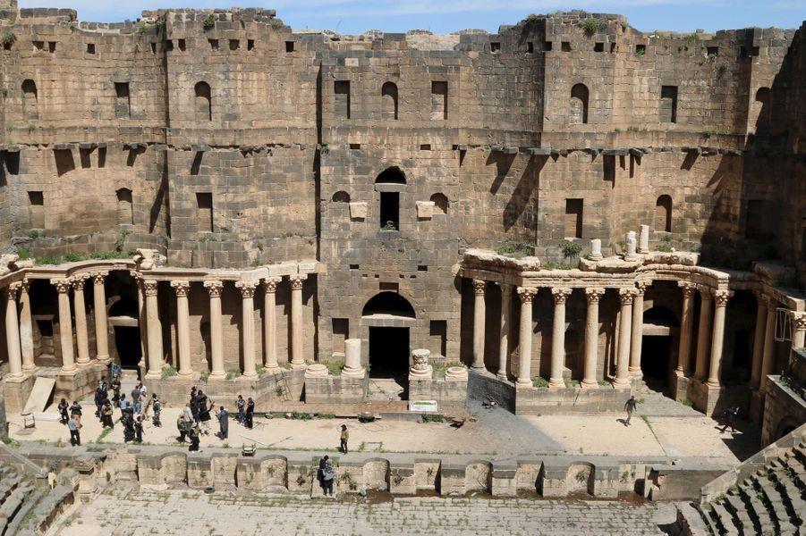 La ville ancienne de Bosra est tombée aux mains des djihadistes