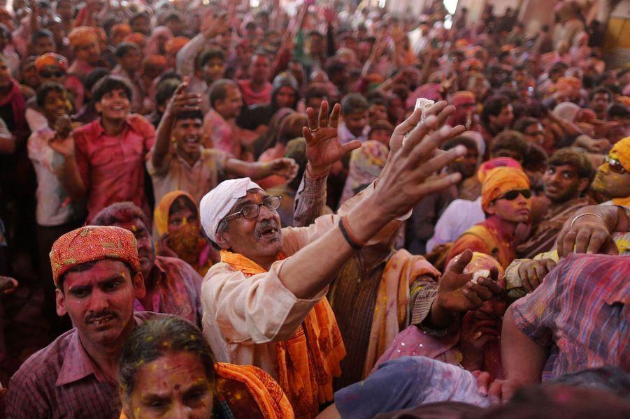 Les mille couleurs de l'Inde