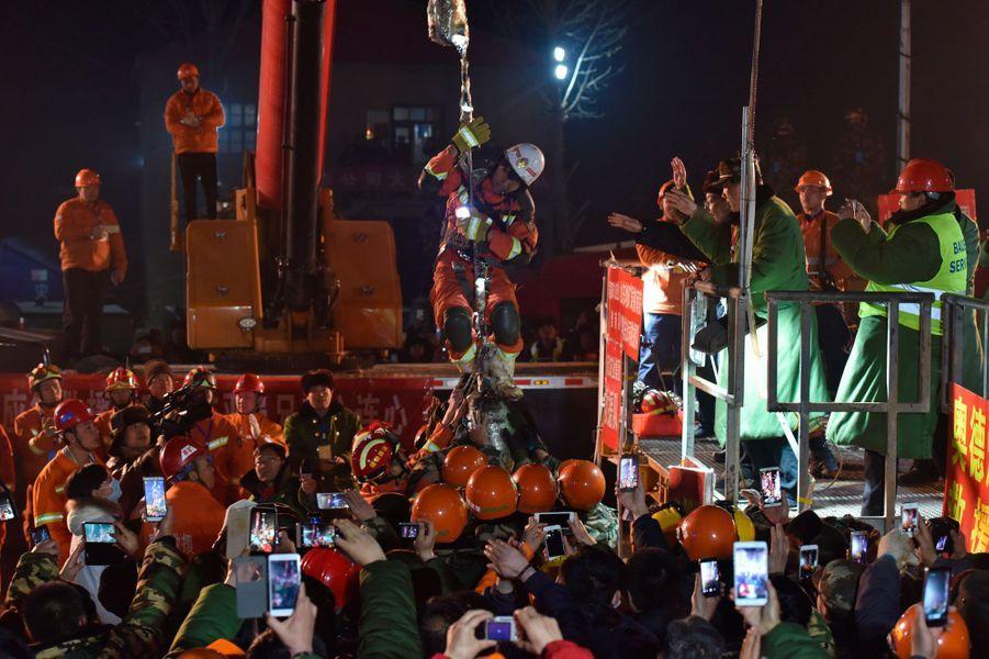L'opération de sauvetage des mineurs a duré 2 heures