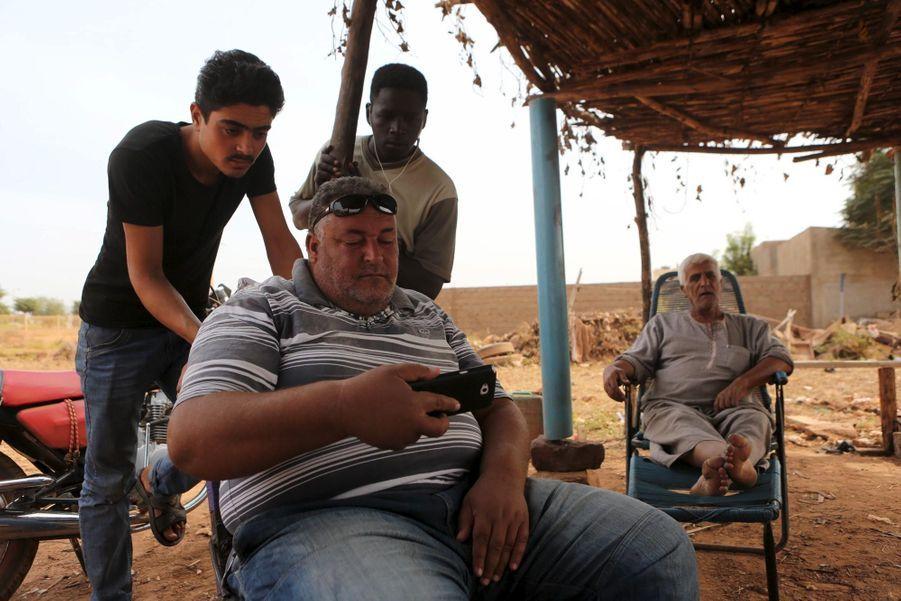 Les réfugiés syriens de Bamako
