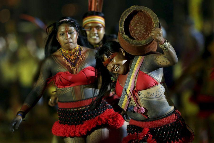Les sportifs des peuples indigènes s'affrontent aux Jeux mondiaux