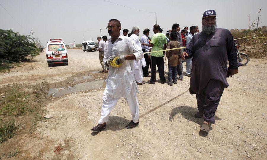 Attentat meurtrier de taliban contre des étrangers