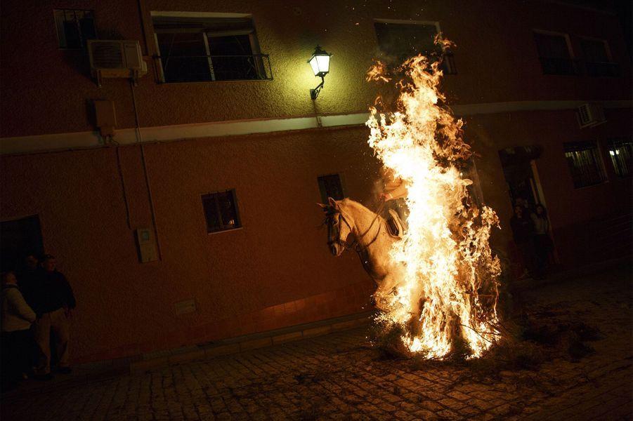 Une fête importante en Espagne