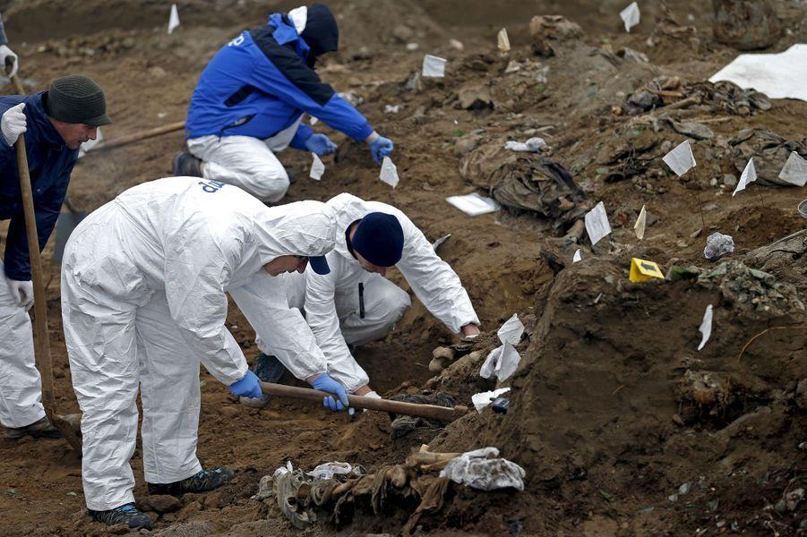 Massacre de Srebrenica: 20 ans après, un nouveau charnier découvert