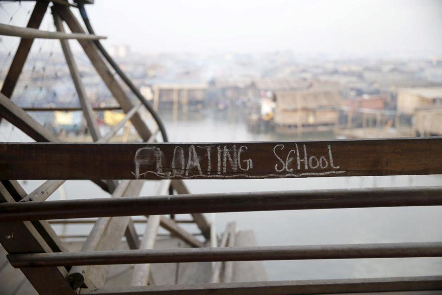 Makoko. Une école presque comme les autres