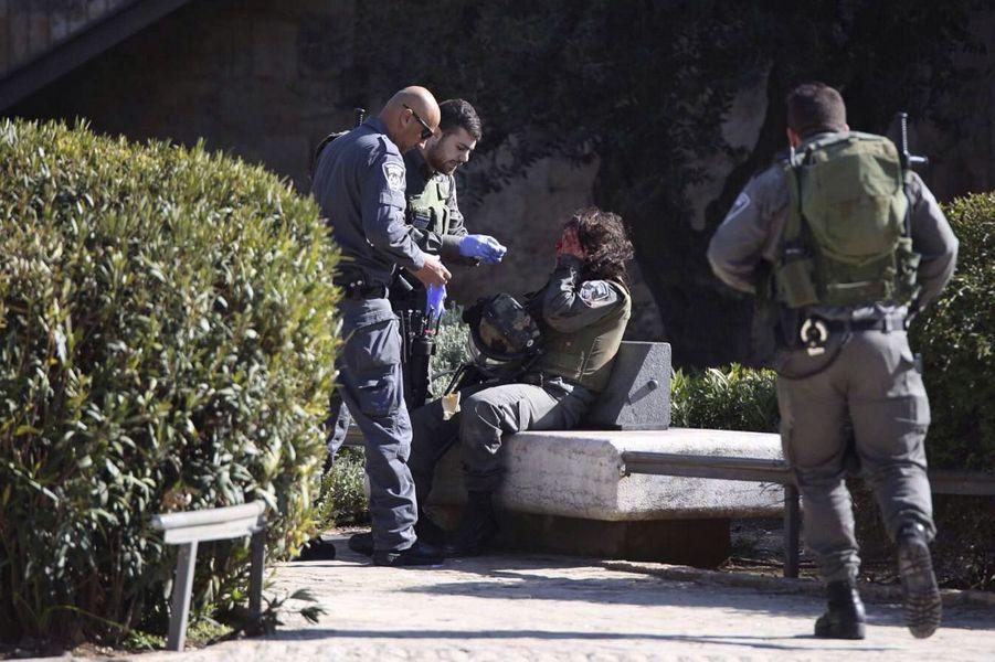 Les trois assaillants ont été abattus