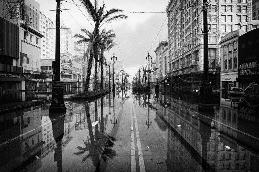 Nouvelle Orléans, Septembre 2005 : une ville sombre