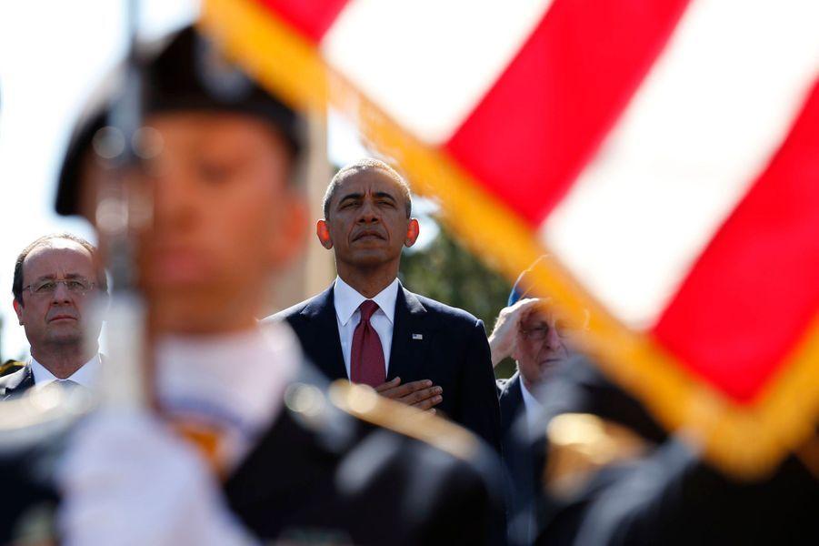 """Obama: """"Pensez à ces hommes"""""""