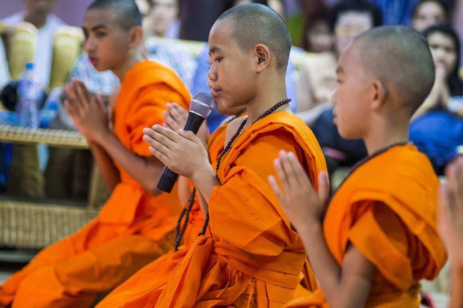 Le festival Poi Sang Long a eu lieu en Thaïlande