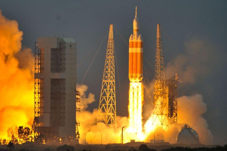 Orion. Mars en tête