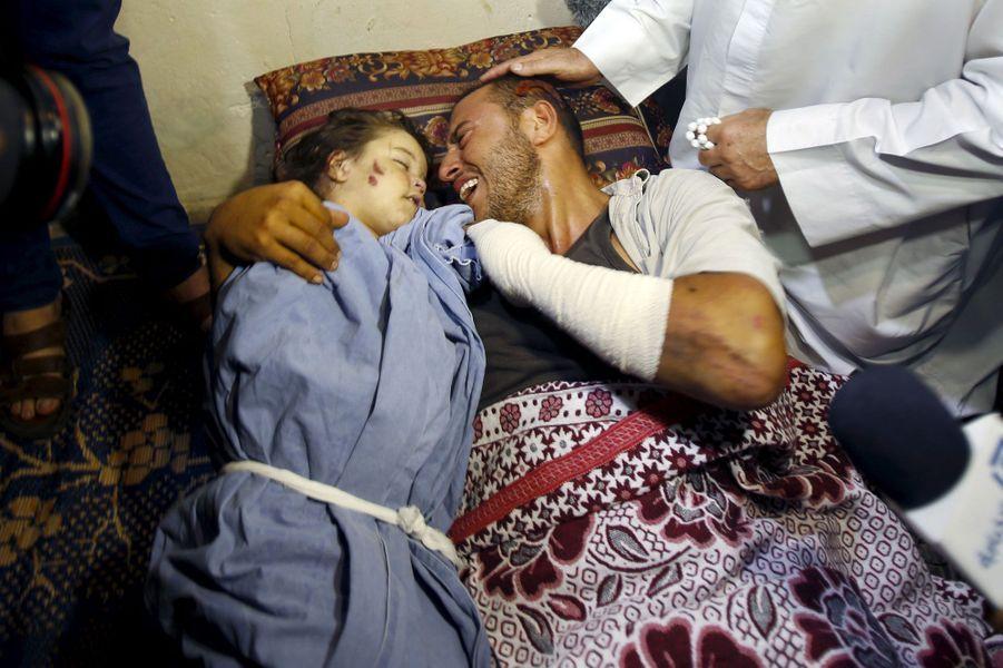 Palestiniens et Israéliens pleurent leurs morts