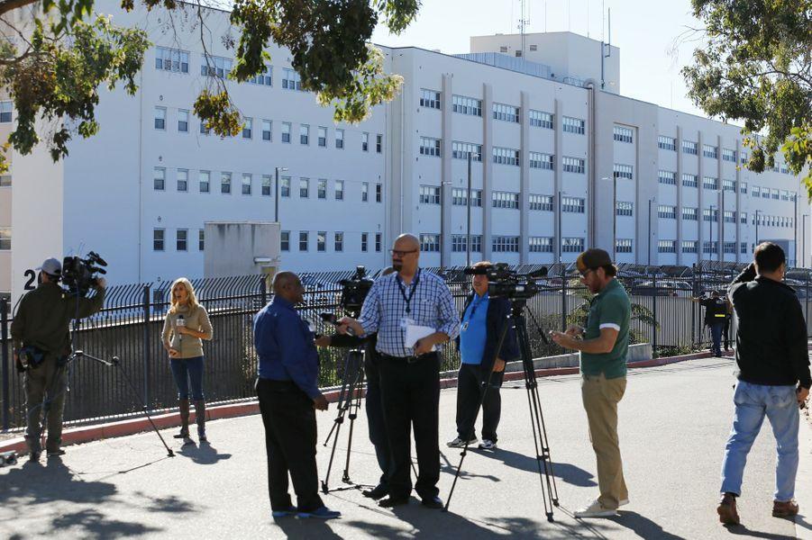 Pas de signe de fusillade à l'hôpital de la Marine de San Diego