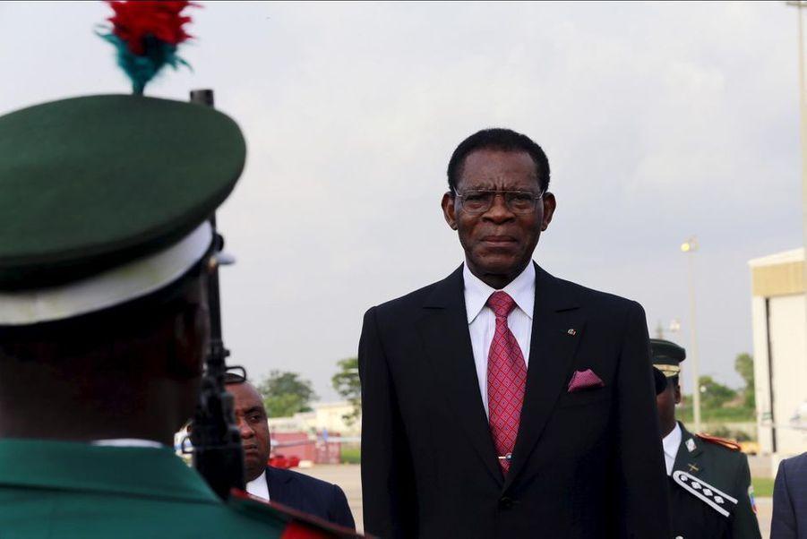Teodoro Obiang Nguema Mbasogo (Guinée équatoriale, depuis 1979)
