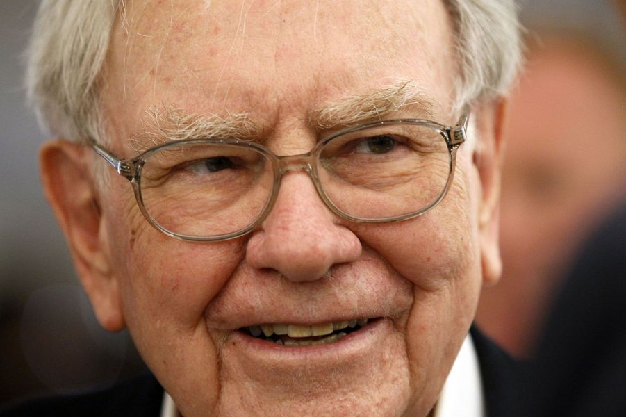 Warren Buffett, 72,7 milliards, USA, Berkshire Hathaway Inc.