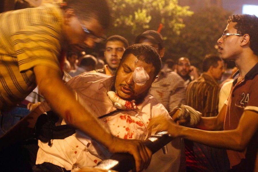 Regain de tension nocturne au Caire