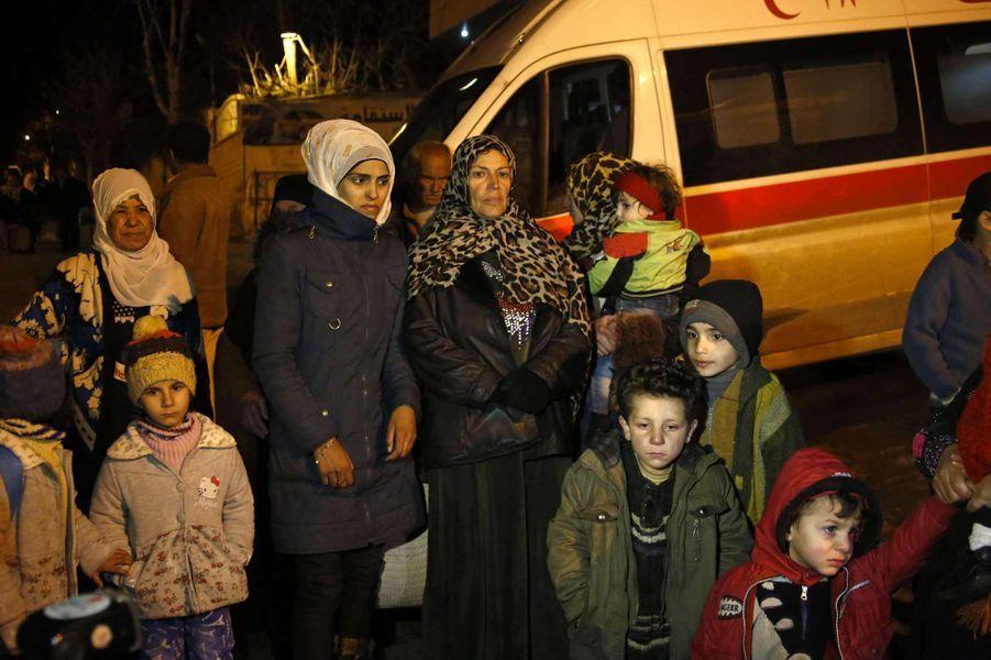 Rien n'est gagné à Madaya