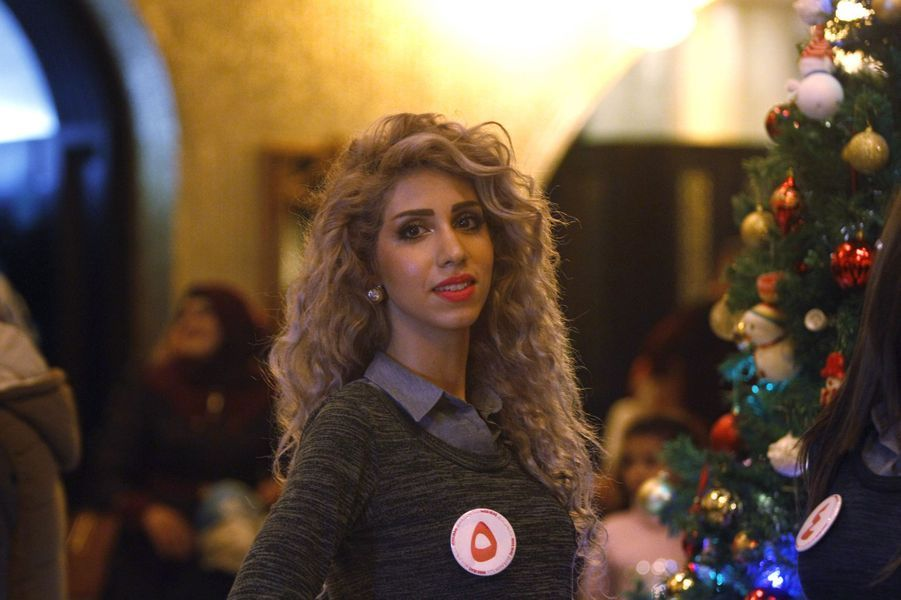 Shaymaa, la première Miss Irak depuis 1972