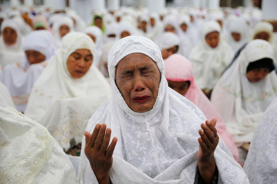 A Banda Aceh en Indonésie