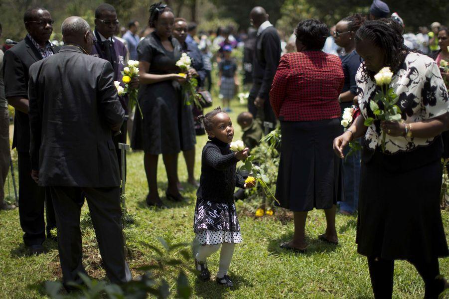 L'insurmontable douleur des Kenyans