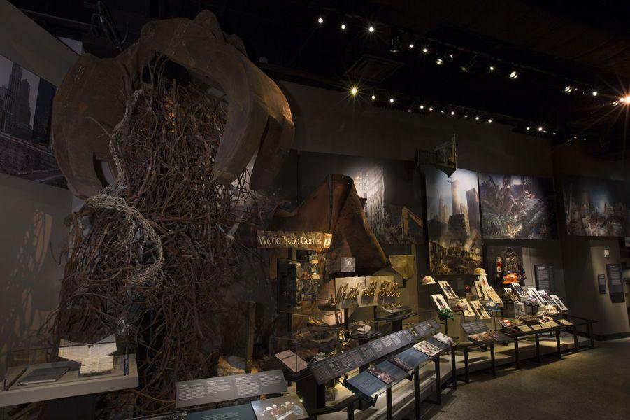 Visitez le musée du 11-Septembre