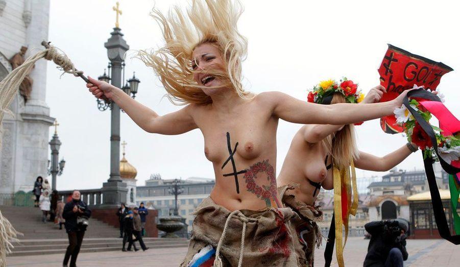 En 2011, le FEMEN comptait environ 300 membres
