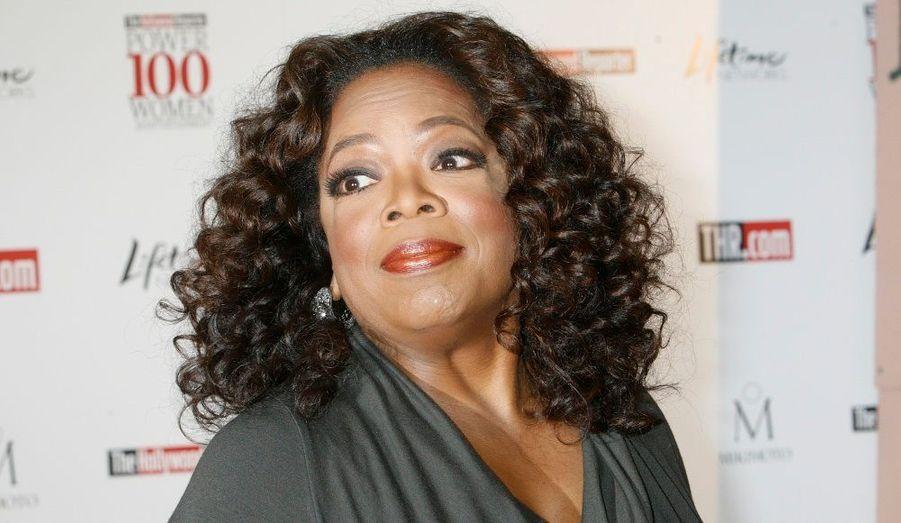 La célèbre présentatrice américaine de talk show, Oprah Winfrey, figure juste derrière la première dame des Etats-Unis, à la 41e place. L'animatrice est régulièrement citée dans ce classement.