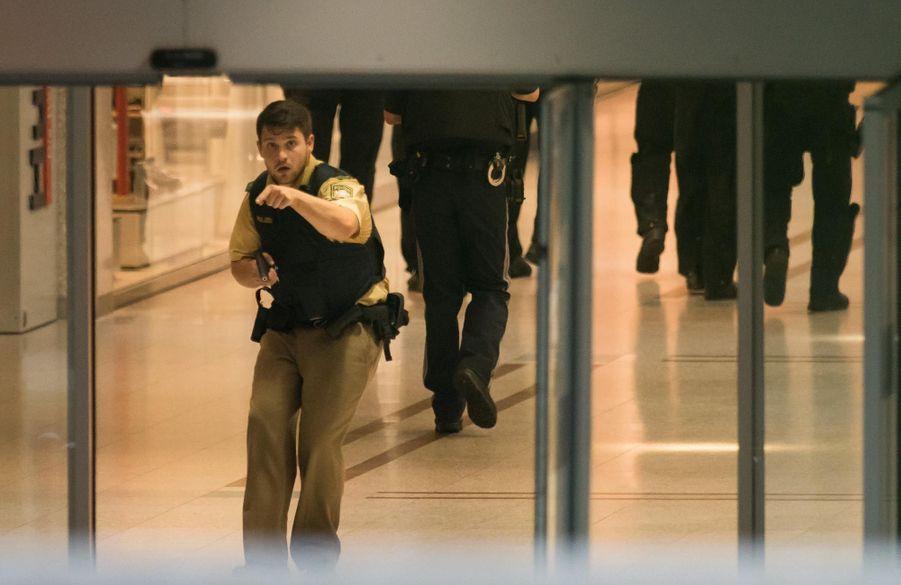 Fusillade à Munich: importante opération de police
