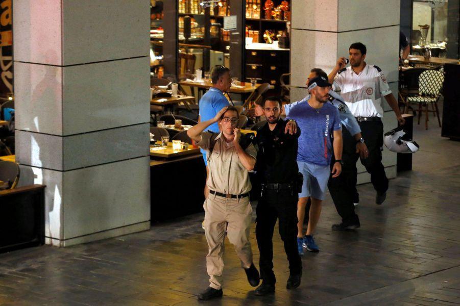 Fusillade tragique à Tel Aviv