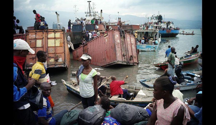 Janvier 2010 - L'horreur à Haïti