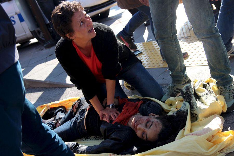 Horreur sur Ankara